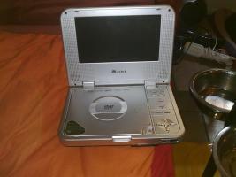 Mustek Portabler DVD Player tragbar
