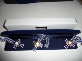 Mutterkreuz 1 Gold 1 Silber 1 Bronze 1 Eiserne Kreuz