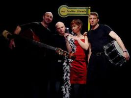 My Flexible Friends - Jazzband / Berlin.