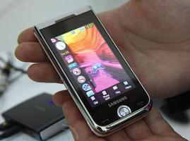 **NAGEL NEUES **BUSSINES Handy** Samsung. I7410 Smartphone Hand