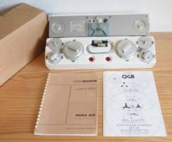 NAGRA QGB 10 1/2`` ADAPTER KOMPLET IV-S IVS IV-STC TC 4 TIME CODE '' TOP !