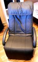Foto 3 NAIS Massage Lounger EP790 (Leder, schwarz), wie neu, TOP gepflegt