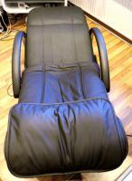 Foto 5 NAIS Massage Lounger EP790 (Leder, schwarz), wie neu, TOP gepflegt