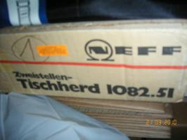 NEFF Doppelkochplatte  - Tischherd - Kochplatten