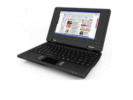 NEU 7'' Netbook Laptop WIFI Windows 2GB 600MHz Schwarz