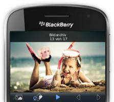 Foto 2 NEU BlackBerry Bold 9900+Tasche (keinSIMlock)