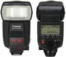 NEU Canon Speedlite 580EX II Blitz Blitzlicht TTL E-TTL
