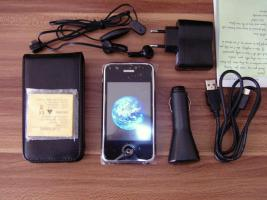 Foto 2 NEU DualSim GSM Handy MP3 MP4 Unlocked TOUCHSCREEN JAVA