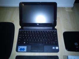 Foto 2 NEU! HP mini Netbook 110-3735dx + DVD Laufwerk ext. + Tasche