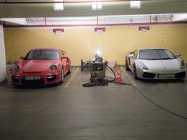Foto 2 NEU!!! Steam Autowaschanlage