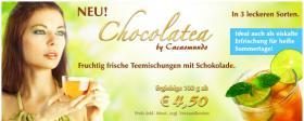 NEU Tee Chocolatea - Früchte und Schokolade