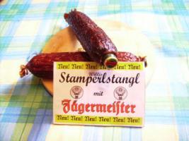 NEU Willis Stamperlstangl mit Jägermeister