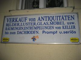 NEUER�FFNUNG, 1020 Wien, Harkortstra�e 4, ALTWAREN-GEBRAUCHTWARENHANDEL, VERKAUF V. ANTIQUIT�TEN, BILDER, B�CHER, M�BEL, HAUSHALTSGER�TE, FLOHMARKT