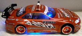 Foto 9 NEUES ELEKTRO Super Show Drift Car RTR BRUSHLESS 1/10er 4WD 2,4GHz Fernst.Lipo Akku, Lipo Lader -Wlan LED System