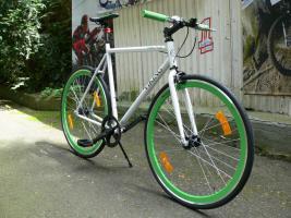 Foto 4 NEUES - Singlespeed - Fahrrad von VIKING