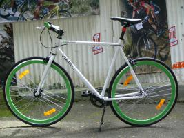 Foto 5 NEUES - Singlespeed - Fahrrad von VIKING