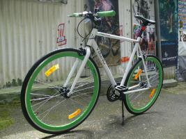 Foto 6 NEUES - Singlespeed - Fahrrad von VIKING