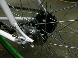 Foto 11 NEUES - Singlespeed - Fahrrad von VIKING