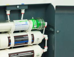 Foto 2 ** NEU ** 7stufiges Untertisch-Wasserfiltersystem mit Kapillarmembrane