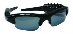 NEU !!! Hochwertige Sonnenbrille mit versteckter Kamera!
