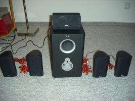 NIC 5.1 Channel Home Theater System (NIC 700)