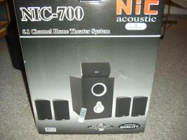 Foto 3 NIC 5.1 Channel Home Theater System (NIC 700)