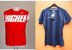 NIKE Blusen, Jacken, T-shirts - verschiedene Modelle Restposten nur 5,5�