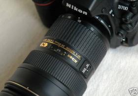 NIKON D700 + AFS 14-24 mm F2.8 neu mit 1 Jahre Garantie