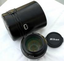 NIKON Noct - Nikkor 58mm 1  1.2 AI