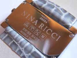 Foto 3 NINA RICCI Damen Diamantuhr LCD