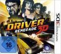 NINTENDO 3DS Spiel   Driver Renegade 3D