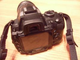 Foto 2 NIkon D5000 mit 18-200mm Objektiv