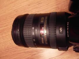 Foto 3 NIkon D5000 mit 18-200mm Objektiv