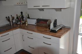 Foto 5 NOBILIA Einbauküche weiß hochglanz inkl. Siemens Einbaugeräten