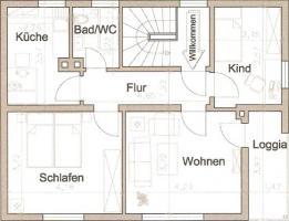 Nachmieter gesucht für 3-Raum-Wohnung in Siegsdorf/Buchenwald