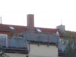 Foto 5 Nachmieter für sonnige Dachgeschosswohnung mit Terasse und Kamin
