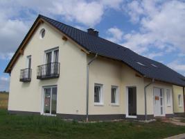 Nähe Saarbrücken: Doppelhaushälfte mit unverbaubarer  Aussicht auf das Feld in Kleinblittersdorf / Sitterswald (Sackgasse)