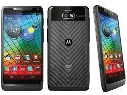 Nagelneues Motorola Razr i aus Vertragsverlängerung