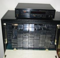 Nakamichi DR10 HighEnd Tape Deck mit 400 TDK Kassetten sehr gut erhalten