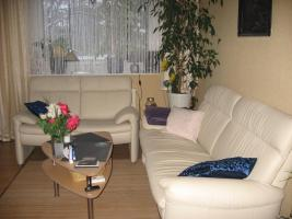 Nappa-Leder-Sitzecke