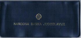 Foto 2 Narodna Banka Jugoslavije '' 4 '' Münzen im Etui ! !