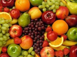 Natuerliche Saefte aus tropischen Fruechten