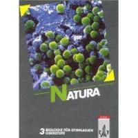 Natura, Biologie für Gymnasien, Gesamtausgabe, Bd.3, Oberstufe: BD 3 (Gebundene Ausgabe)