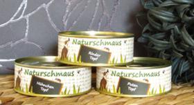 Naturschmaus-artgerechtes Katzenfutter in Lebensmittelqualität