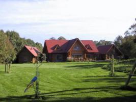 ***Naturstammhaus*** Leezen, Schleswig - Holstein