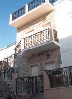 Natursteinhaus auf Kalymnos/Griechenland
