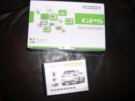 Navigationsgerät +Rückfahrkamera Bluetooth AV