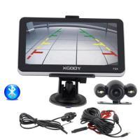Foto 7 Navigationsgerät +Rückfahrkamera Bluetooth AV