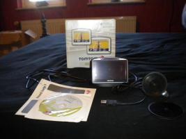 Navigationsgerät Tom Tom 730 mit Truck-/ LKW-Software