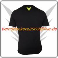 Foto 3 Neon Schwarz FancyBeast Clubwear Shirt NEU!